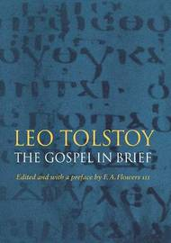 The Gospel in Brief by Leo Tolstoy image