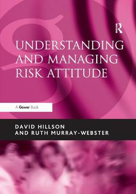 Understanding and Managing Risk Attitude by David Hillson image