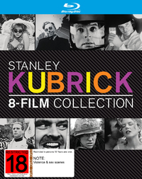 Kubrick Collection on Blu-ray