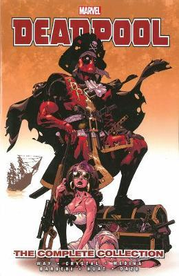 Deadpool By Daniel Way: The Complete Collection Volume 2 by Daniel Way