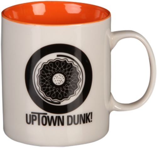 Musicology: Updown Dunk! Mug image