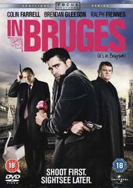 In Bruges on DVD