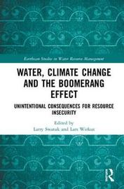 Water, Climate Change and the Boomerang Effect image