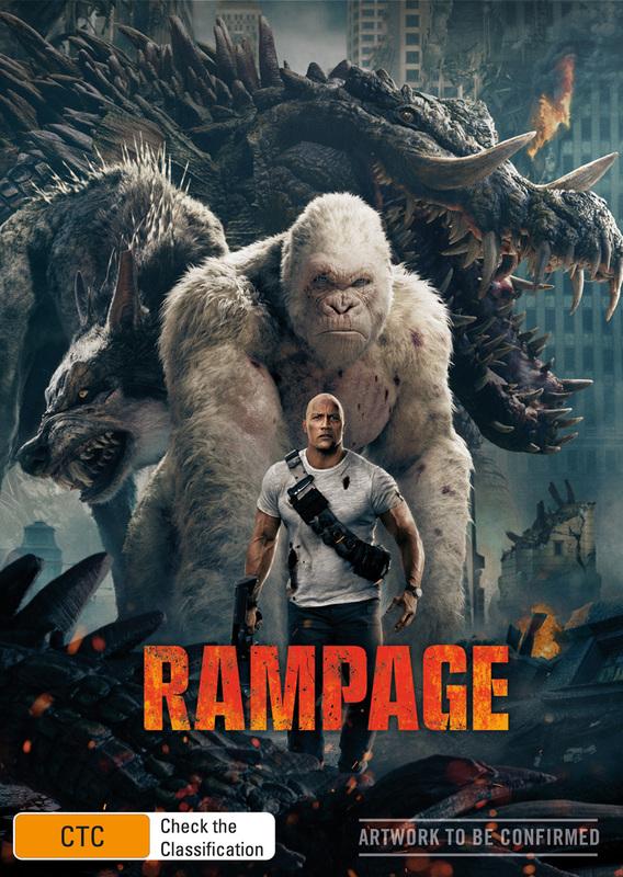 Rampage on DVD