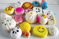 I Love Squishy: 20 Piece Squishie Set - Assorted Designs