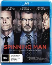 Spinning Man on Blu-ray