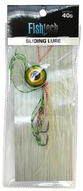 Fishtech 40g Slippery Slider Lure - Green