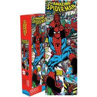 Marvel: 1,000 Piece Slim Puzzle - Spider-Man Collage
