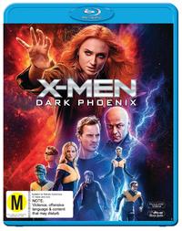 X-Men: Dark Phoenix on Blu-ray