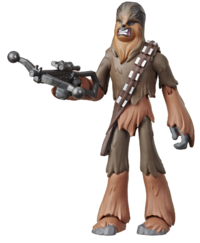Star Wars: Galaxy of Adventures - Chewbacca