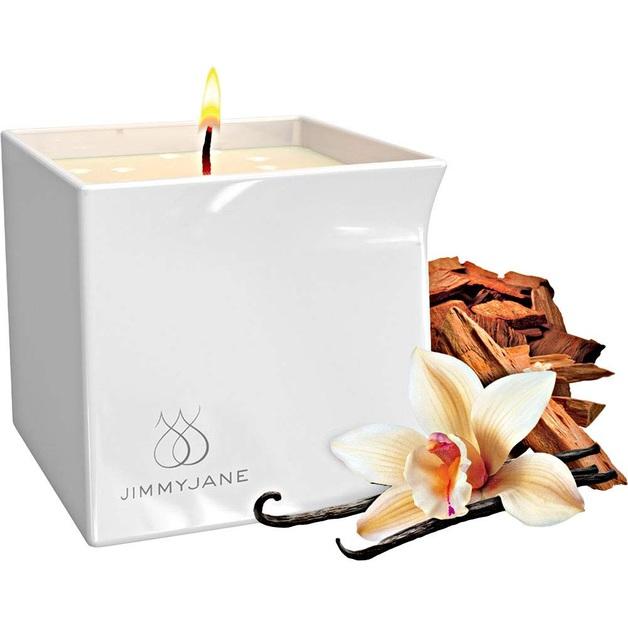 JimmyJane Afterglow Massage Candle Vanilla Sandalwood