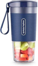 Morphy Richards: Personal Handheld Blender - Blue