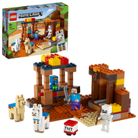 LEGO Minecraft: The Trading Post (21167)