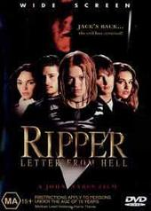 Ripper: Letter From Hell on DVD