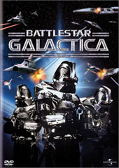 Battlestar Galactica - The Movie on DVD