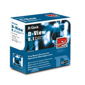 D-Link D-VIEW 5.1 PROFESSIONAL SNMP SOFTWARE