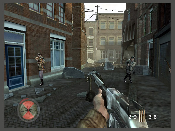 Medal of Honor: Frontline (Classics) for Xbox image