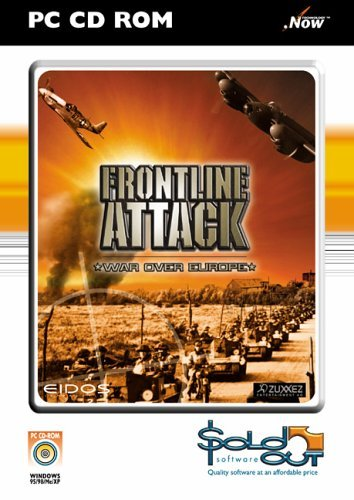 Frontline Attack: War Over Europe for PC Games