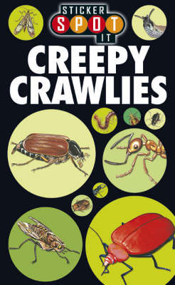 Creepy Crawlies by Lucy Bater