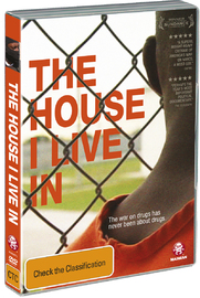 The House I Live In on DVD image