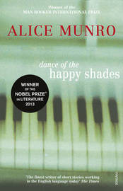 Dance Of The Happy Shades by Alice Munro image