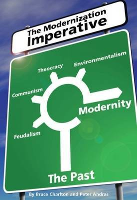 Modernisation Imperative by Bruce Charlton image