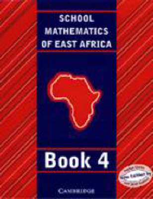 School Mathematics for East Africa Student's Book 4 by Madge Quinn image