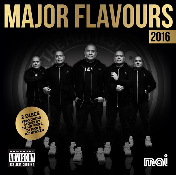 Major Flavours - 2016 image