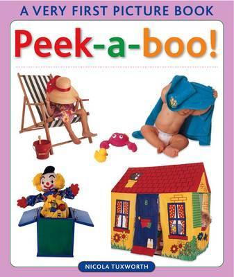 Peek-a-boo by Nicola Tuxworth image