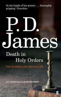 Death in Holy Orders by P.D. James image