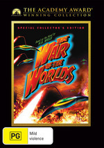 War Of The Worlds, The (1952) - Special Collector's Edition on DVD