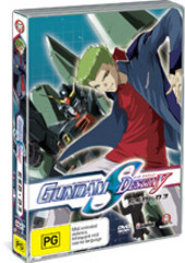 Gundam Seed - Gundam S Destiny: Vol. 3 on DVD