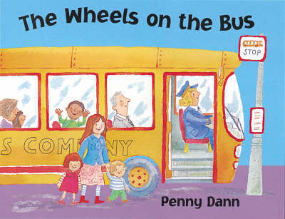 The Wheels on the Bus by Paul Ozelinsky image