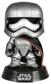 Star Wars: The Last Jedi - Captain Phasma Pop! Vinyl Figure image