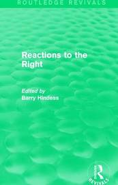 : Reactions to the Right (1990)