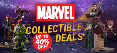 Marvel Collectible Deals!