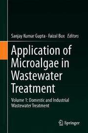 Application of Microalgae in Wastewater Treatment