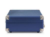 Crosley: Cruiser Deluxe Portable Turntable - Blue