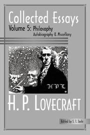 Collected Essays 5 by H.P. Lovecraft image