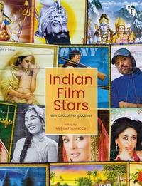 Indian Film Stars by Michael Lawrence