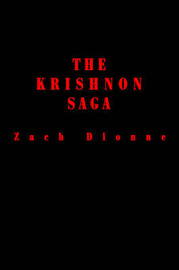 The Krishnon Saga by Zach Dionne image
