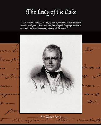 The Lady of the Lake by Sir Walter Scott, Sir image
