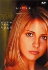 Buffy Season 2 - Disc 6 on DVD