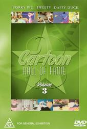 Cartoon Hall of Fame - Vol. 3 on DVD
