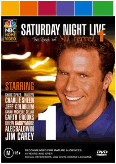 Saturday Night Live: The Best Of Will Ferrell - Volume 1 on DVD