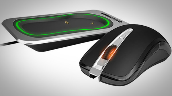 Steelseries Sensei Wireless Laser Mouse screenshot
