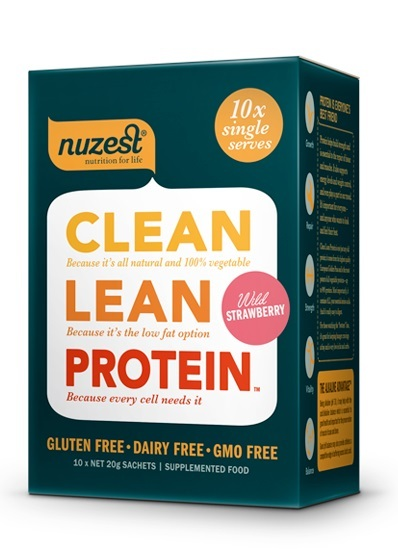 Clean Lean Protein - 10x20g Sachets (Wild Strawberry)