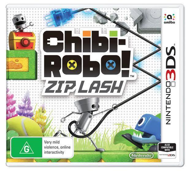 Chibi-Robo: Zip Lash for Nintendo 3DS