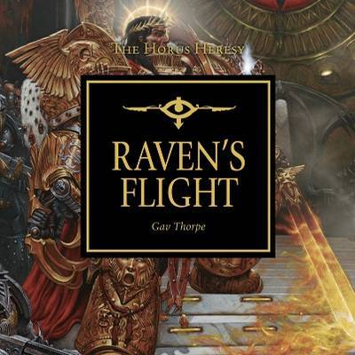 Warhammer: Raven's Flight by Gav Thorpe image