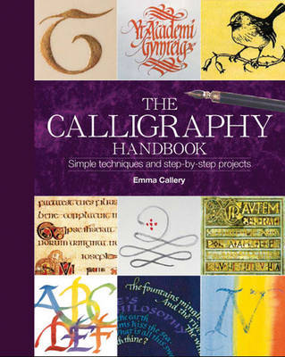 Calligraphy Handbook by Emma Callery
